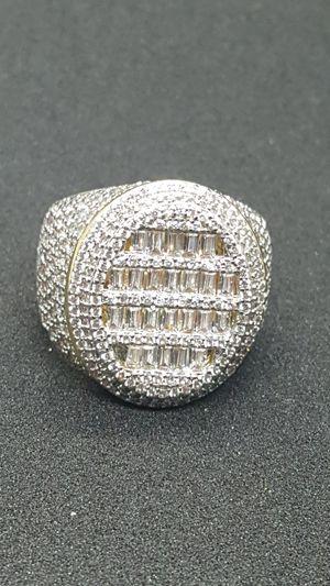 💥💥💍💍BRASS CZ BAGUETTE RING💥💥💍💍 for Sale in Dallas, TX