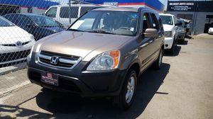 2003 Honda CRV for Sale in National City, CA