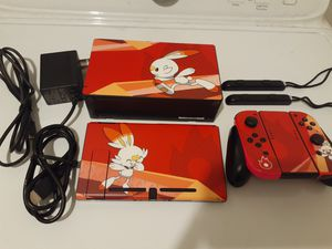 Nintendo switch with ove 2000 switch games 128gigs of memory no trade pick up on 79th Avenue and Peoria for Sale in Peoria, AZ