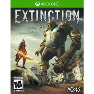 Extinction for the Xbox One for Sale in Elmwood Park, IL