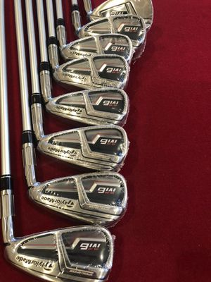 Taylormade M6 Irons RH 4-SW Graphite New for Sale in Modesto, CA