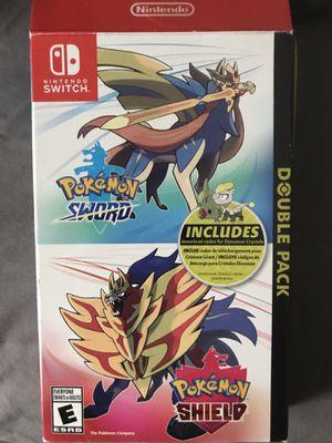 Nintendo switch Pokémon Sword only for Sale in Tampa, FL