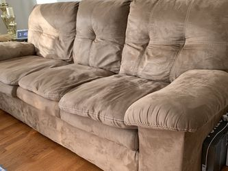 Sofa And Love Seat Couch set for Sale in Mount Vernon,  NY