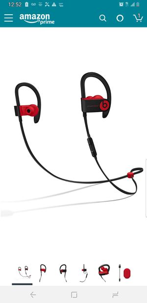 PowerBeats 3 Earbuds ($199.00 new) for Sale in Tacoma, WA