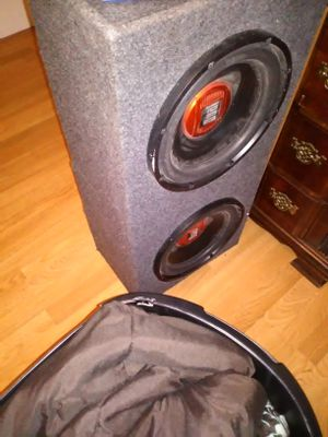 12 inch subwoofers in boxes for Sale in Corpus Christi, TX