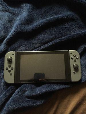 Nintendo switch black for Sale in El Cajon, CA