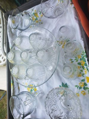 Candy jar/ cake stand for Sale in Hyattsville, MD