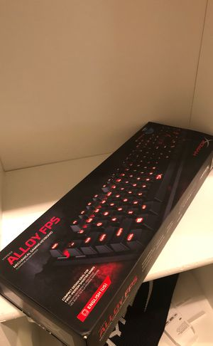 HyperX Mechanical Gaming Keyboard for Sale in West Lafayette, IN
