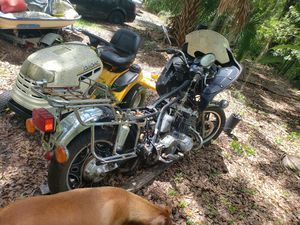 Motorcycle frame for Sale in Odessa, FL