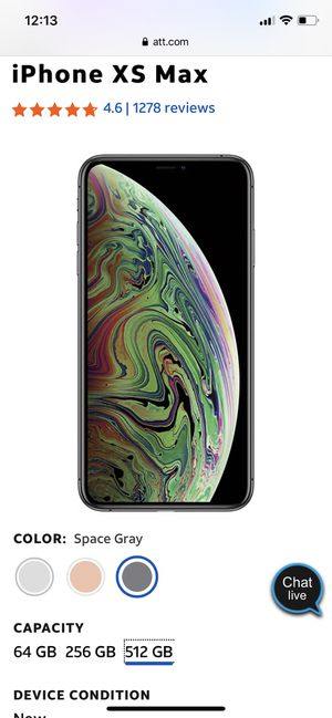 iPhone XS 512 gb mint condition for Sale in Port St. Lucie, FL