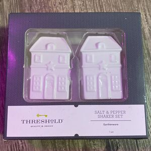 Threshold Salt And Pepper Shakers (New) for Sale in Alexandria, VA