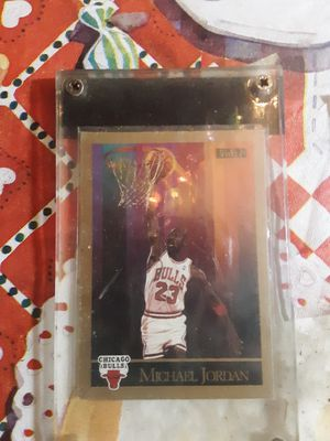 Micheal Jordan 1991 skybox for Sale in Oretech, OR