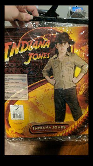 Indiana Jones boys Halloween costume Boys 5-7 yrs old for Sale in Sun City, AZ