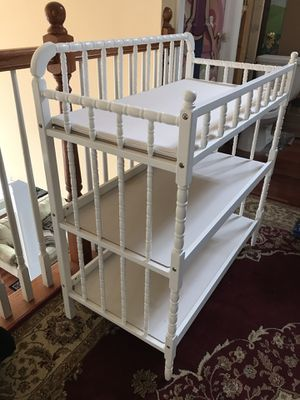 Changing table with pad for Sale in Falls Church, VA