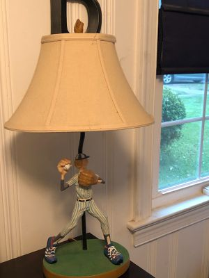 Kid's baseball lamp for Sale in Norfolk, VA