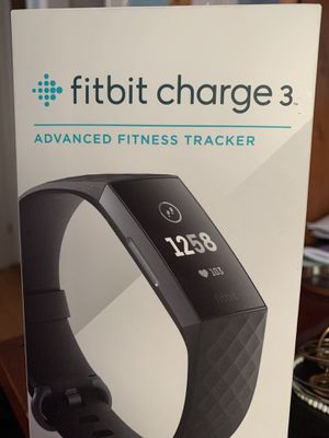 Fitbit charge 3 for Sale in NJ, US