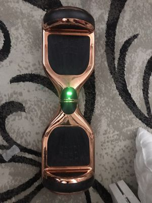 Bluetooth RoseGold HoverBoard for Sale in Austin, TX