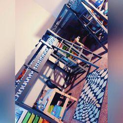 Twin Loft Bed for Sale in Huntington Beach,  CA