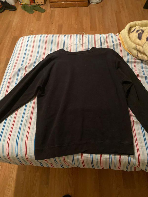 Primitive sweater