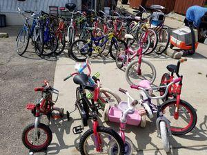 Bikes For Sale for Sale in Detroit, MI
