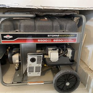 Briggs & Stratton generator for Sale in West Nyack, NY