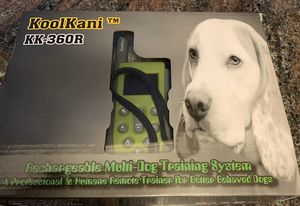 Koolkani Remote Control Dog Training System for Sale in Rockville, MD