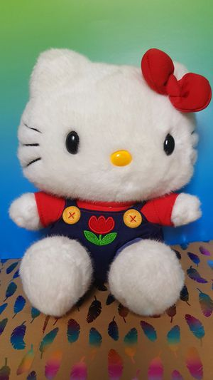 Hello Kitty 9 inch Plush Toy for Sale in Santa Ana, CA