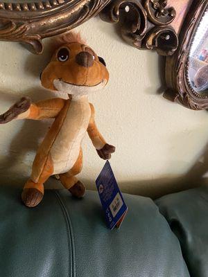 Brand new lion king timon plush doll for Sale in Sacramento, CA