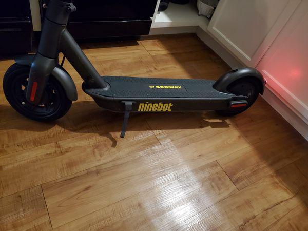 (FOLDING) Segway ninebot max electric kick scooter