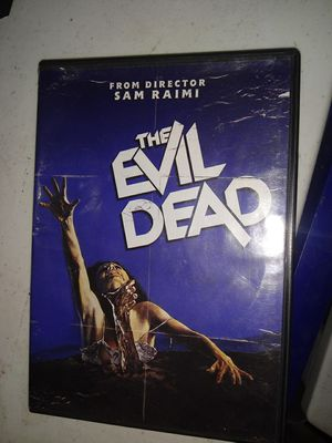 The Evil Dead (1982) DVD for Sale in Rowland Heights, CA