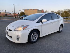 2010 Toyota Prius Package III - Clean Title! Hybrid Gas Saver for Sale in Costa Mesa, CA