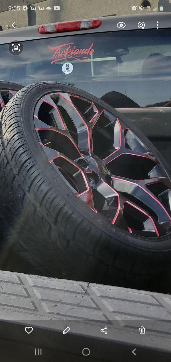 24s GM Wheels