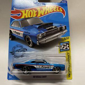 Dodge Dart Hotwheels for Sale in Las Vegas, NV