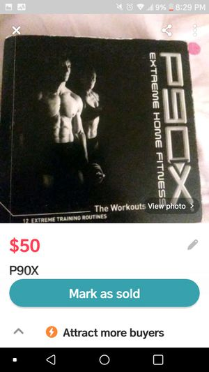 P90x for Sale in New York, NY