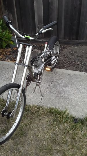 90cc 2 stroke chopper for Sale in San Lorenzo, CA