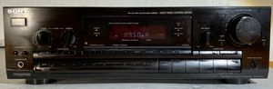Sony STR-D590 Control Center Stereo Receiver Amplifier Tuner Dolby Surround Control Center for Sale in Scottsdale, AZ