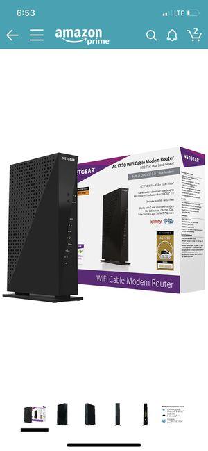 netgear wifi router for Sale in Scottsdale, AZ