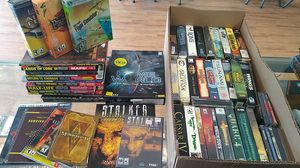 Mostly sealed PC game lot for Sale in Clearwater, FL