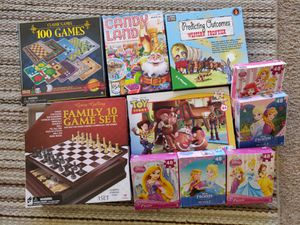Board games and puzzles for Sale in Overland Park, KS