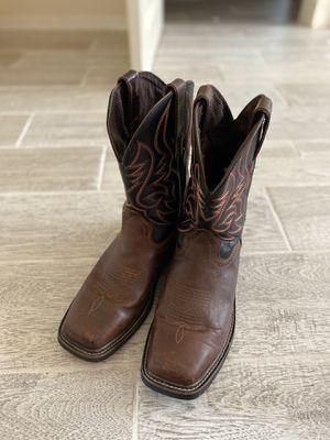 Justin original work boots for Sale in El Paso, TX