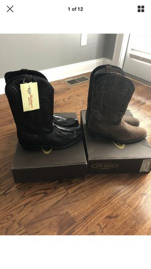 Masterson men's cowboy boots for Sale in Smyrna, GA