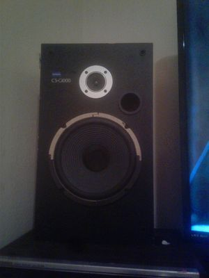 "Used, 10"" pioneer house speakers for Sale for sale  Richmond, MO"