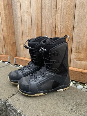 Snowbaord boots size 8.5 for Sale in Lynnwood, WA