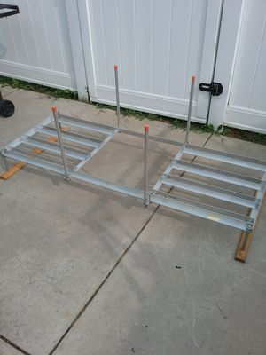 4 Bike aluminum bike rack for Sale in Flushing, MI