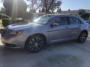 Chrysler 200S for Sale in Garden Grove, CA