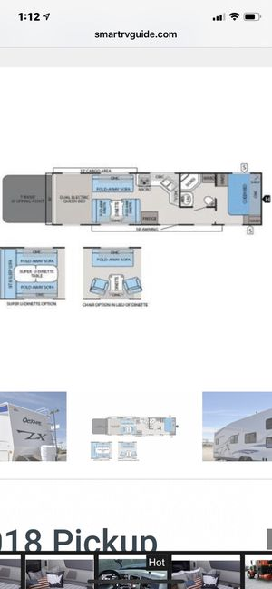 2013 jayco T29A toy hauler for Sale in Gilbert, AZ