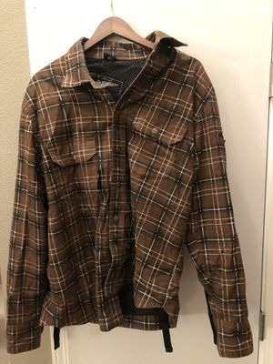 Street and steel motorcycle jacket - size medium for Sale in Tigard, OR