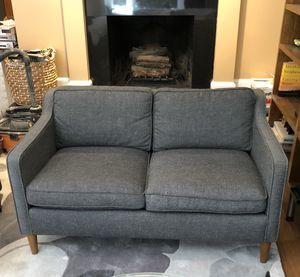 West elm love seat for Sale in Washington, DC