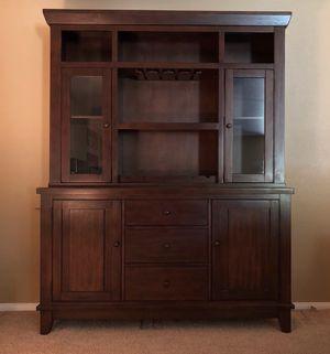 Ashley Furniture Buffet Hutch for Sale in Las Vegas, NV