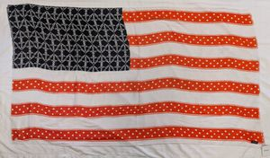 Sperry Top Sider Scarf American Flag NWT for Sale in UPPR BLCK EDY, PA